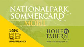Imagebild Nationalpark Card